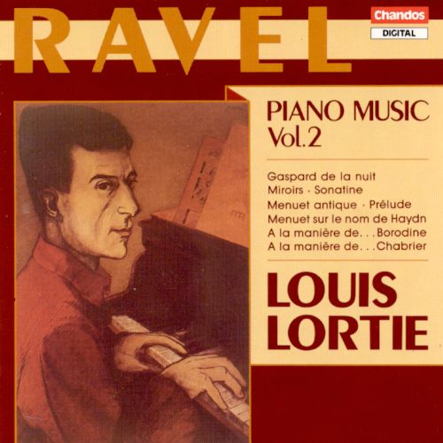 Ravel: Piano Music, Vol. 2