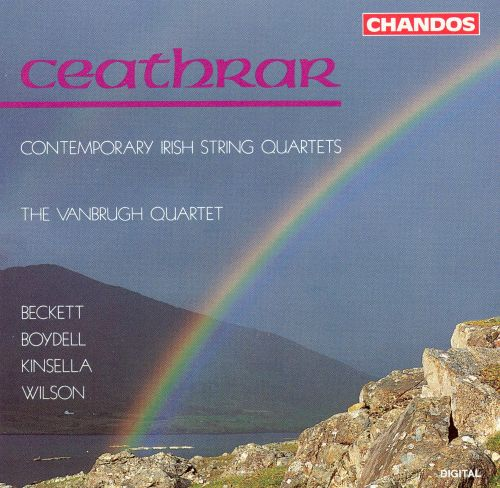 Ceathrar: Contemporary Irish String Quartets