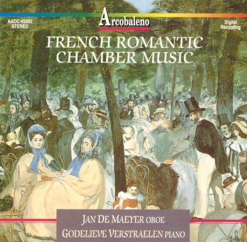 French Romantic Chamber Music