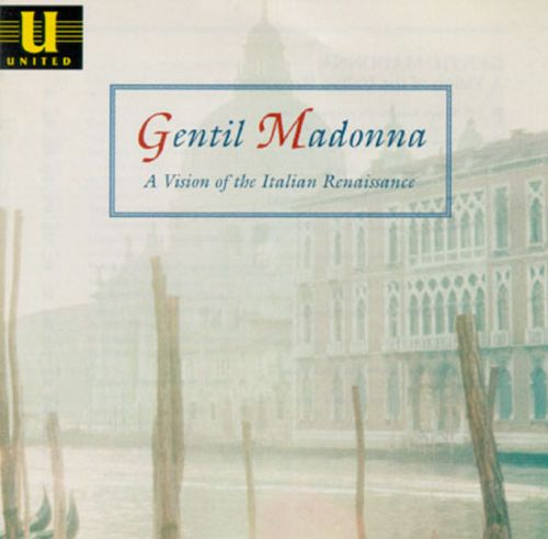 Gentil Madonna: A Vision Of The Italian Renaissance