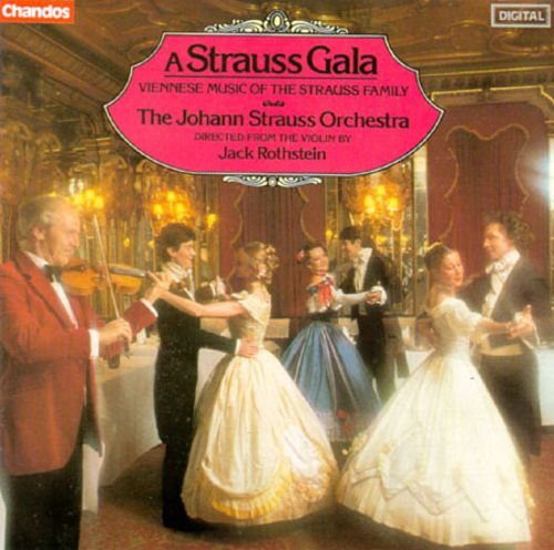 A Strauss Gala: Viennese Music of the Strauss Family