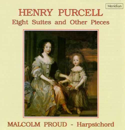 Henry Purcell: Eight Suites And Other Pieces