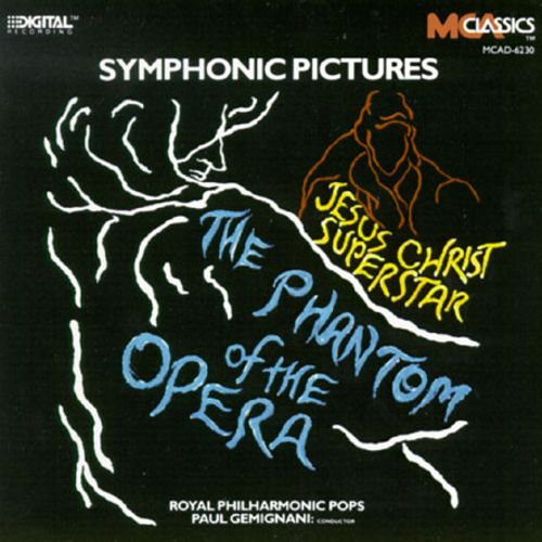 Symphonic Pictures of the Phantom of the Opera/Jesus Christ Superstar