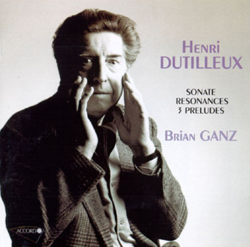 Henri Dutilleux: Works for Piano