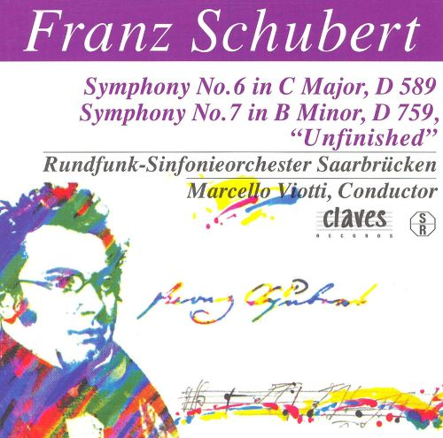 Franz Schubert: The Complete Symphonic Works, Vol. 5