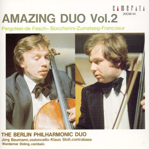 Amazing Duo, Vol.2
