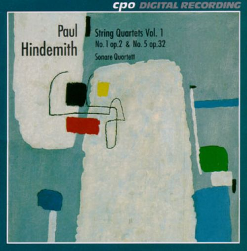 Hindemith: String Quartets