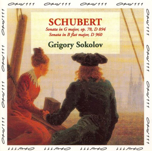 Schubert: Sonata in G major; Sonata in B flat major