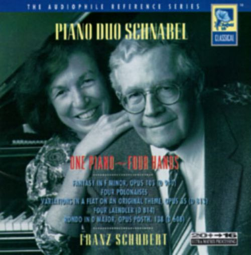 Schubert: Piano Duo