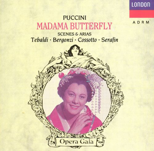 Puccini: Madama Butterfly (Scenes & Arias)