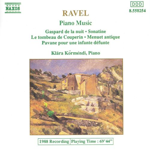 Ravel: Piano Music