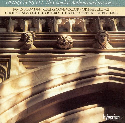 Henry Purcell: The Complete Anthems and Services, Vol. 2