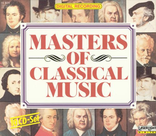 Masters of Classical Music