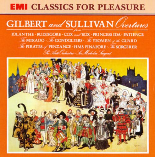 Gilbert and Sullivan Overtures