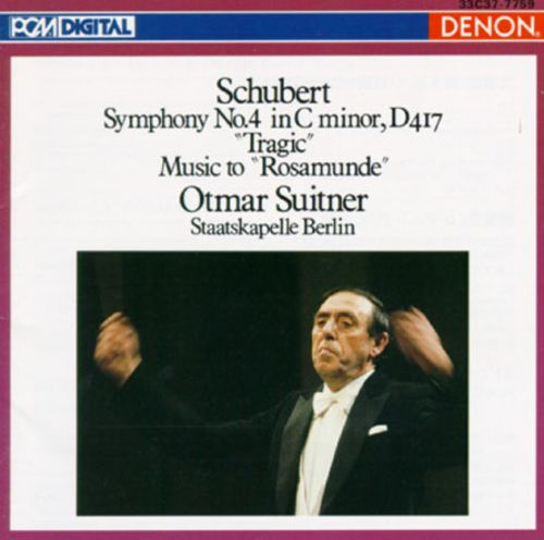 Schubert: Symphony No. 4 in C minor, D 417
