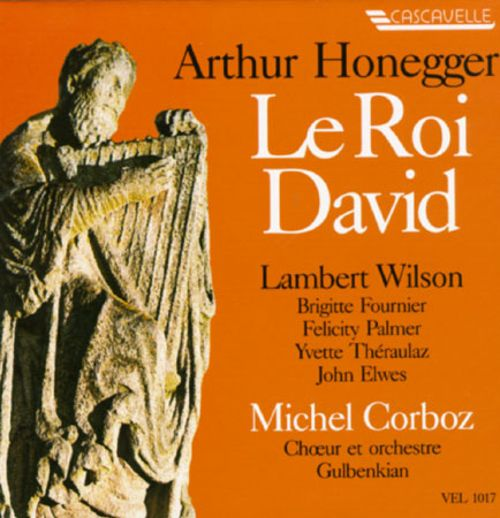 Honegger: King David