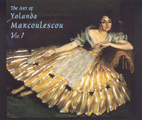 The Art of Yolanda Marcoulescou, Vol. 1