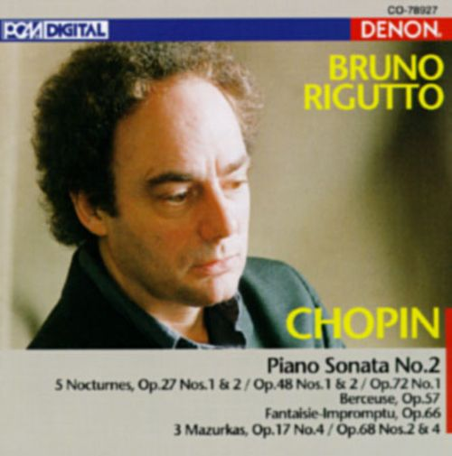 Chopin: Piano Works - 3