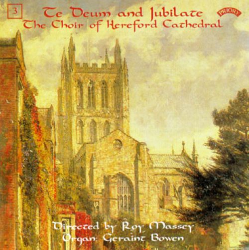 Te Deum And Jubilate, Vol. 3