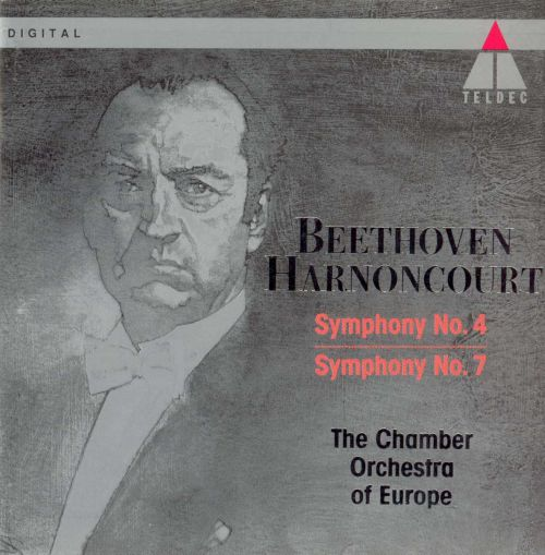 Beethoven symphonies nos 4 7 chamber orchestra of for Chamber orchestra of europe