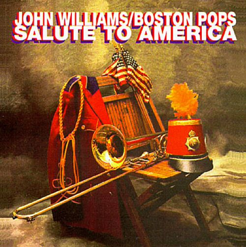 john williams  boston pops salute to america