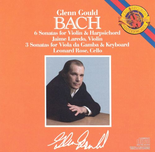Bach: 6 Sonatas for Violin & Harpsichord; 3 Sonatas for Viola da Gamba & Keyboard