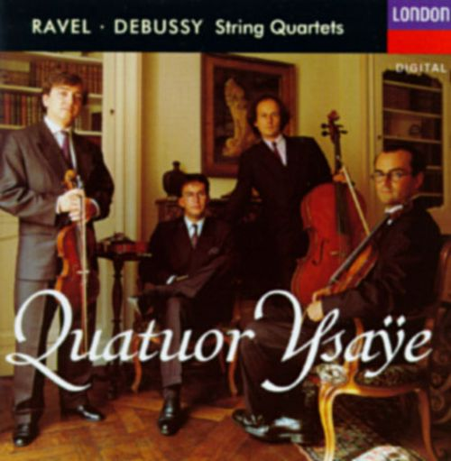 Ravel, Debussy: String Quartets