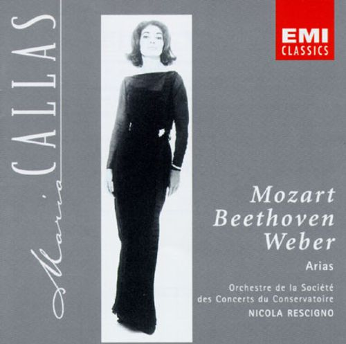 Mozart, Beethoven, Weber: Arias