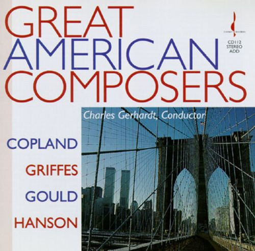 Great American Composers [Chesky]