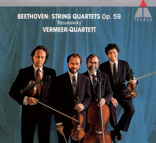 Beethoven: String Quartets, Op. 59