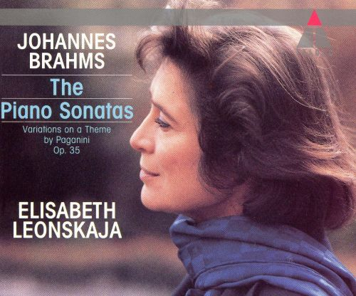 Brahms: The Piano Sonatas