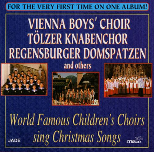 World Famous Children's Choirs sing Christmas Songs
