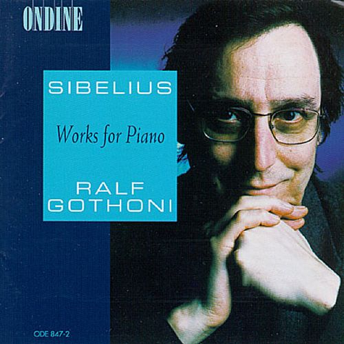 Sibelius: Works for Piano