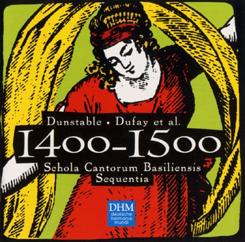 The Years 1400-1500: Dunstable, Dufay et al