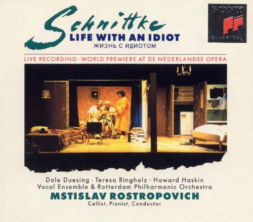 Schnittke: Life with an Idiot