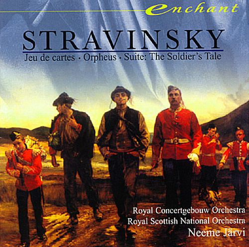 Stravinsky: Jeu de cartes; Orpheus; Suite: The Soldier's Tale
