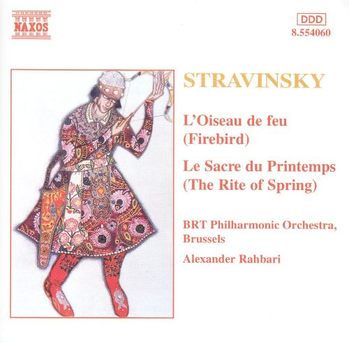 Stravinsky: Firebird; The Rite of Spring