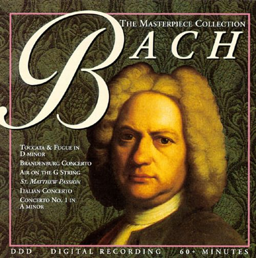 The Masterpiece Collection: Bach