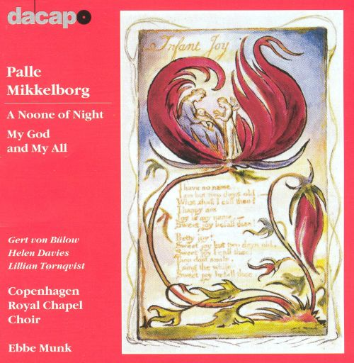 Palle Mikkelborg: A Noone of Night; My God and My All
