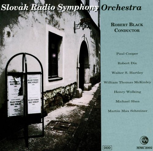 Robert Black (conductor) Slovak Radio Symphony Orchestra Robert Black Conductor Robert