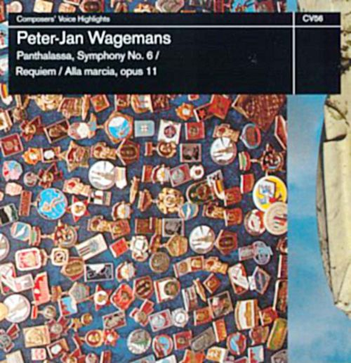 Peter-Jan Wagemans: Panthalassa; Requiem; Alla marcia