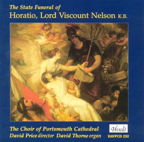 The State Funeral of Horatio, Lord Viscount Nelson K.B.