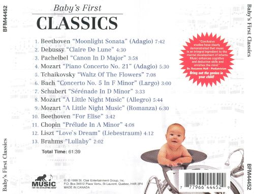 Baby's First Classics