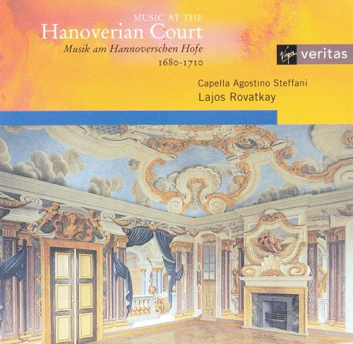 Music at the Hanoverian Court