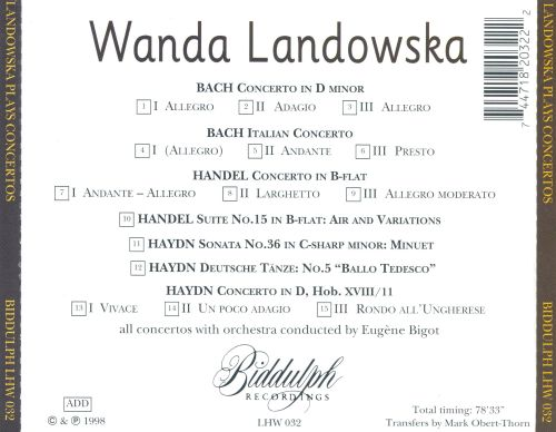 wanda landowska bio essay Suppose that a family has 3 children also, suppose that the probability of having a boy is 1/2 find the probability that the family has at least 2 boys.