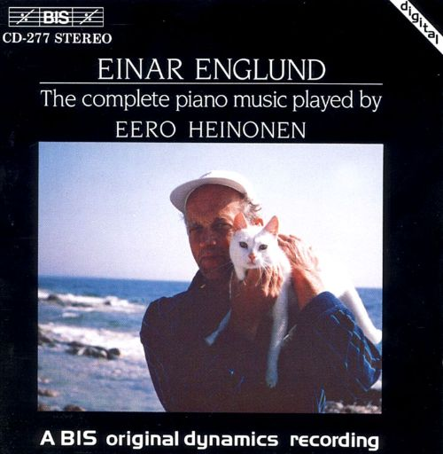 Englund: Complete Piano Music