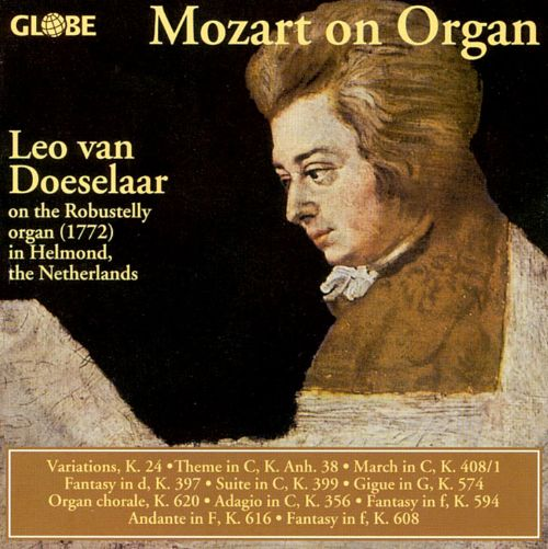 Mozart on Organ