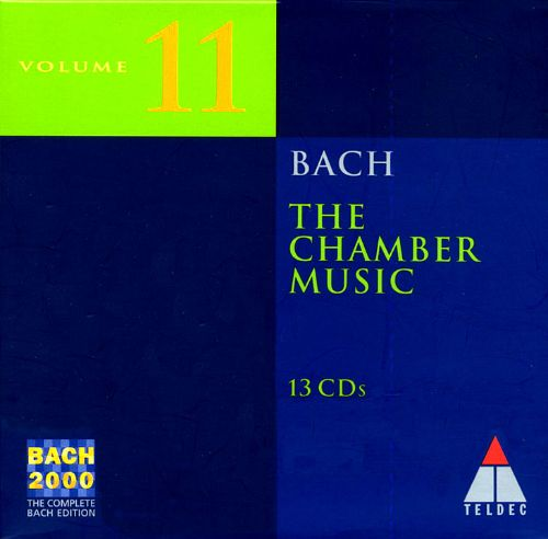 Bach: Chamber Works