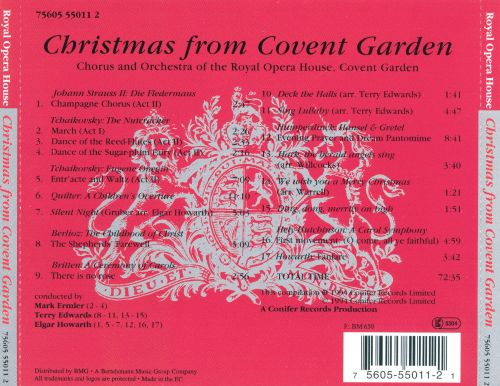 Christmas from Covent Garden