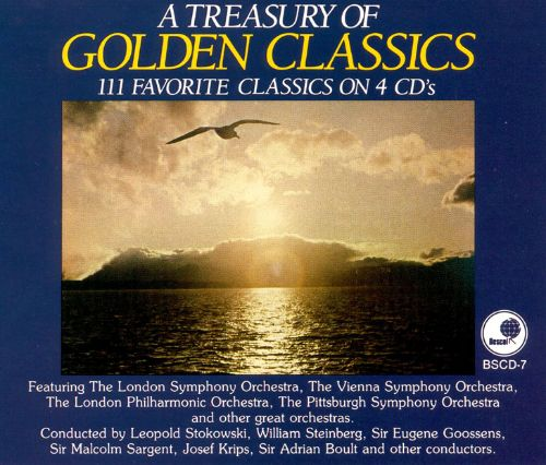 A Treasury of Golden Classics